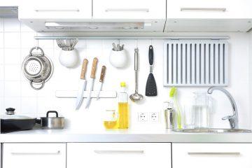 5大无毒清洁剂 轻松消除厨房污垢
