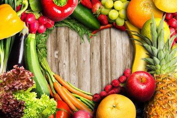 彩虹饮食 健康人生