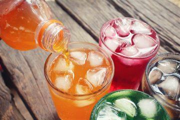 汽水无益 多饮有害